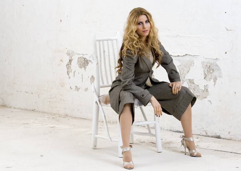 Maira Rothe for KF - Visagist - in - Berlin