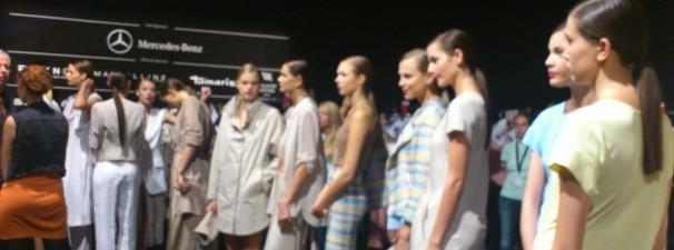 Ich freu mich auf die Mercedes Benz Fashion Week in Berlin